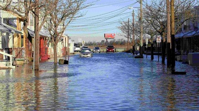 Rising sea levels poised to upset US coastal cities