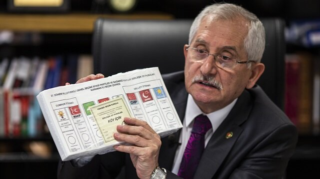 1.3 مليون تركي صوتوا بالخارج للإنتخابات الرئاسية والبرلمانية