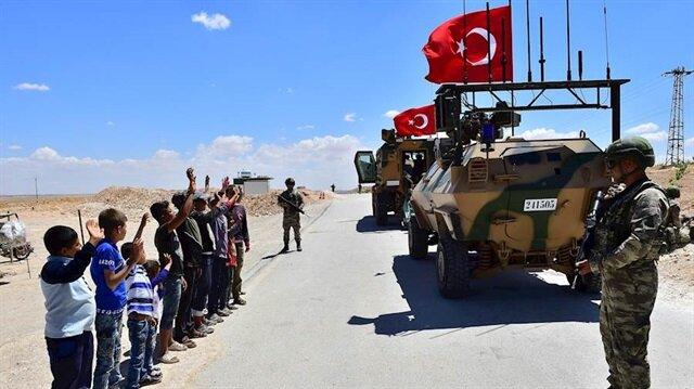 Turkish army announces patrols in Syria's Manbij