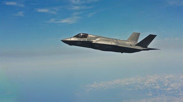 Yıldırımdan ABDye F-35 tepkisi: Türkiye alternatifsiz değil