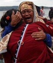Feribot battı: 62 kayıp