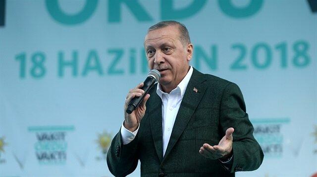 أردوغان: انسحاب الإرهابيين من منبج تم عبر الطرق الدبلوماسية
