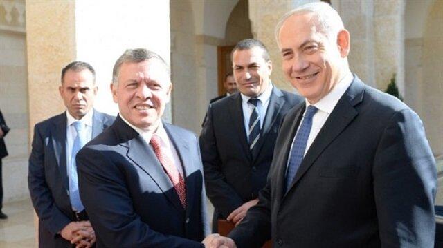 الإعلام الإسرائيلي يربط بين لقاء عبد الله-نتنياهو وخطة السلام الأمريكية