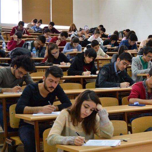 Sınav giriş<br>yerleri açıklandı