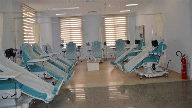 Muş Devlet Hastanesinde kemoterapi ünitesi açıldı