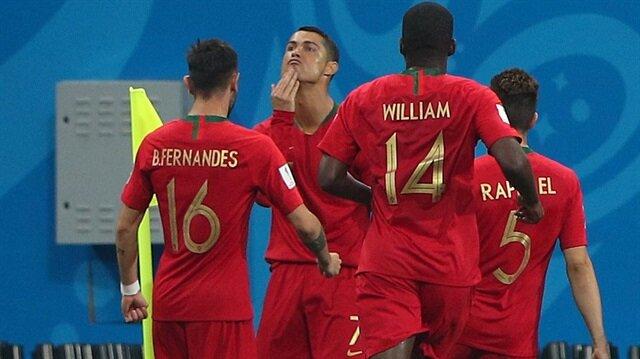 Cristiano Ronaldo gol sevincinin perde arkasını anlattı