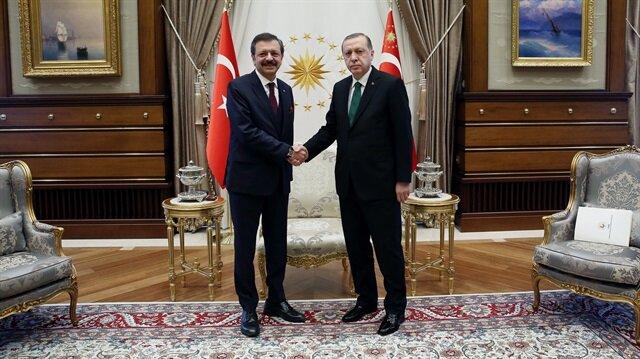 Erdoğan: 'Felaket bir şey, kurtarın' dedim