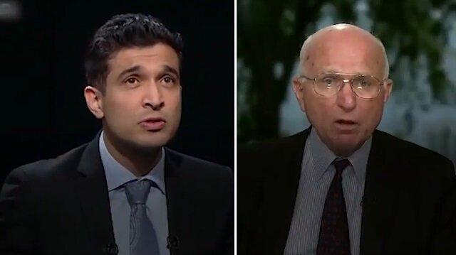 TRT muhabirinin sorusu ABD'li bakana zor anlar yaşattı