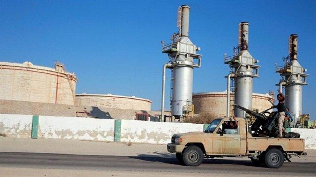 Haftar-led forces seize Libya's Sidra, Ras Lanuf ports