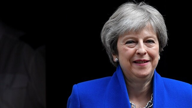 PM May committed to Britain to being a leading military power