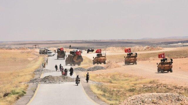Mehmetçik 35 km içerde