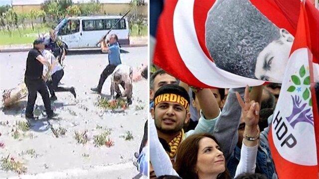 HDP ile ortak miting yapan CHP, şehit cenazesine çelenk gönderirse...