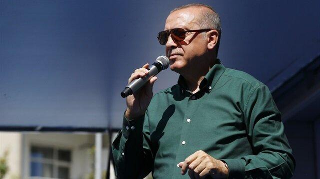 Erdoğan: 35 key PKK terrorists 'finished off' in Qandil