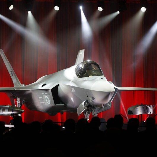 İlk F-35 alındı