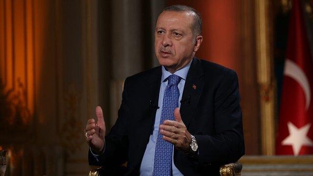 Cumhurbaşkanı Erdoğan: F-35 kararı Amerika'nın kaybınadır