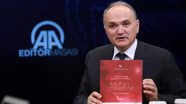 Turkey vows to become technology-producing country