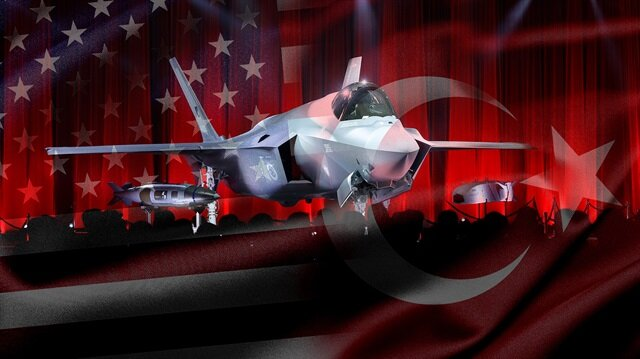 Türkiye'nin F-35 uçaklarıyla ilgili dün ABD'de bir tanıtım toplantısı düzenlenmişti.
