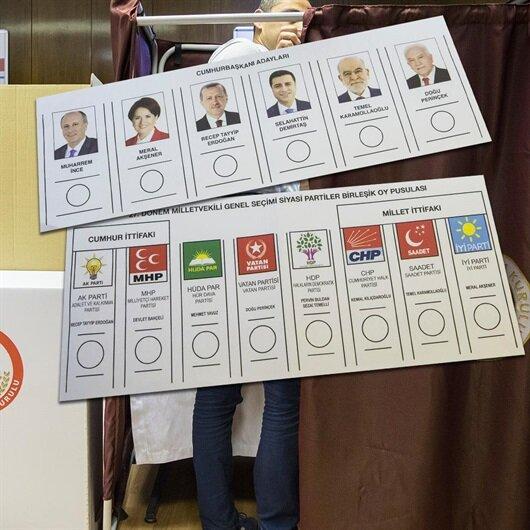 Adım adım oy kullanma kılavuzu