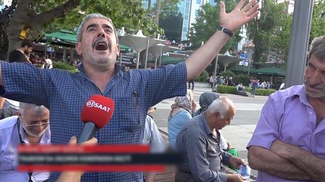 Trabzonlu vatandaştan paylaşım rekorları kıran röportaj
