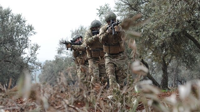 TSK: Son 1 haftada 87 terörist öldürüldü