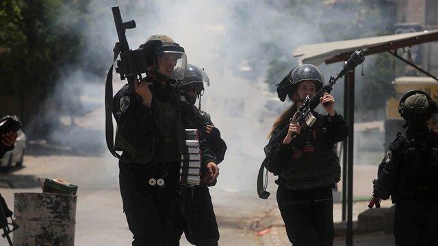 İşgalci İsrail güçleri Gazze'de 14 Filistinliyi yaraladı