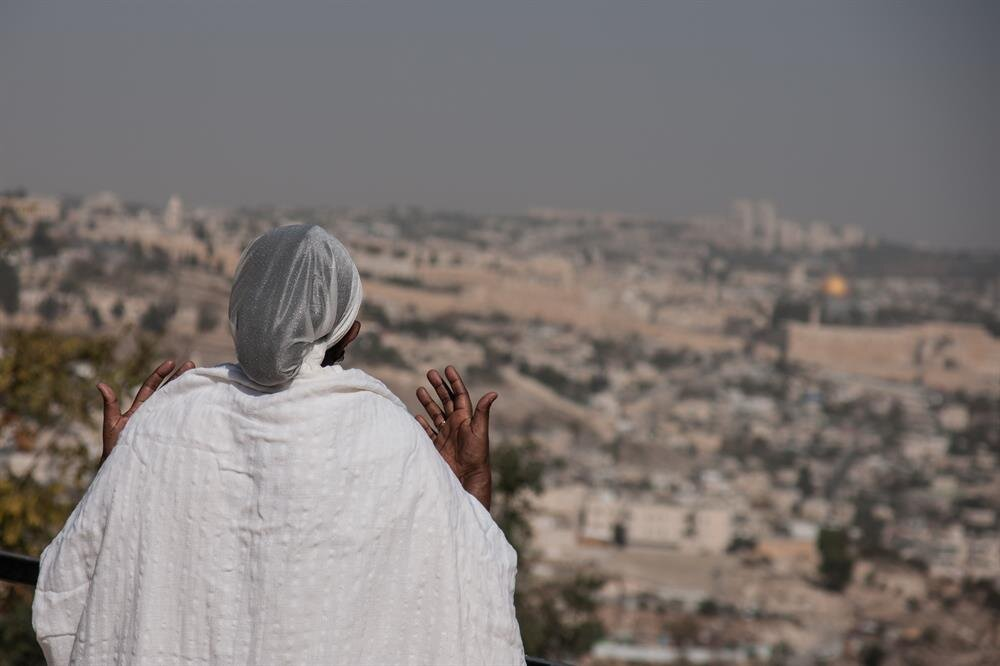 Falaşalar, İsrail'in