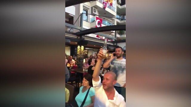 İzmir'de Saadet Partisi'ni karıştıracak görüntüler!