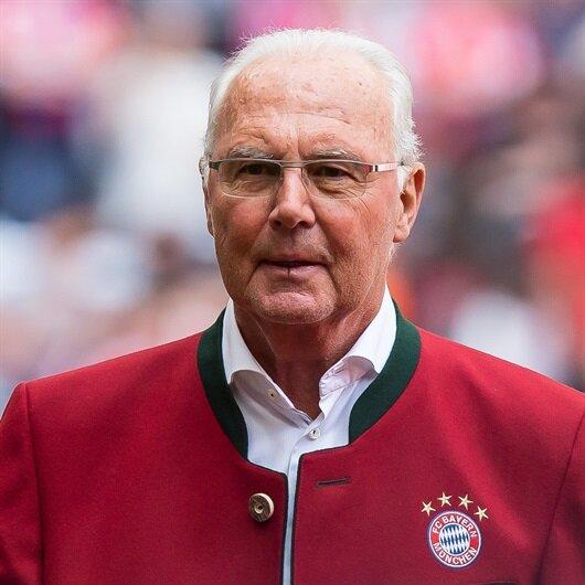 Beckenbauer'in torunu transfer oldu