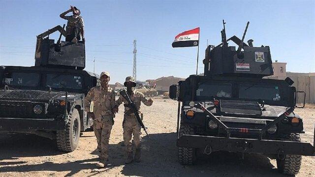 Iraq forces hunt down Daesh terrorists near Syria border