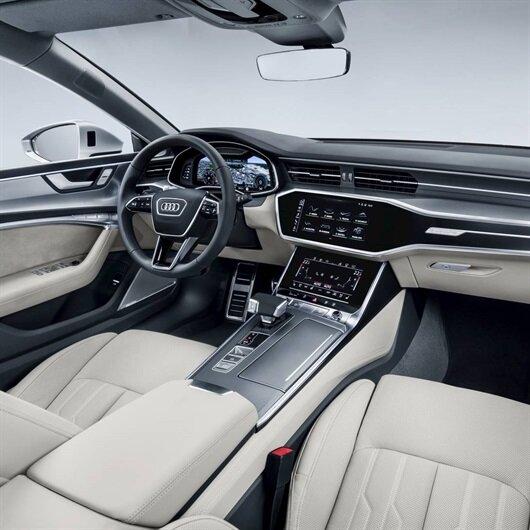 Yeni Audi A7 Türkiye'de