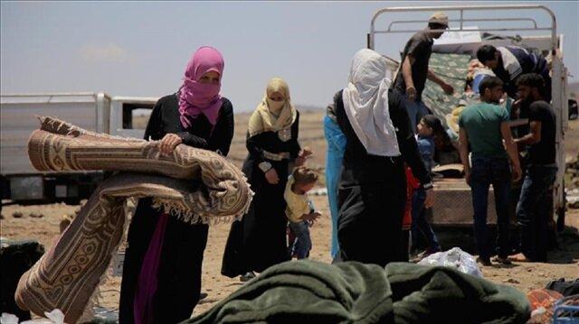 Regime assault on Syria's Daraa triggers mass migration