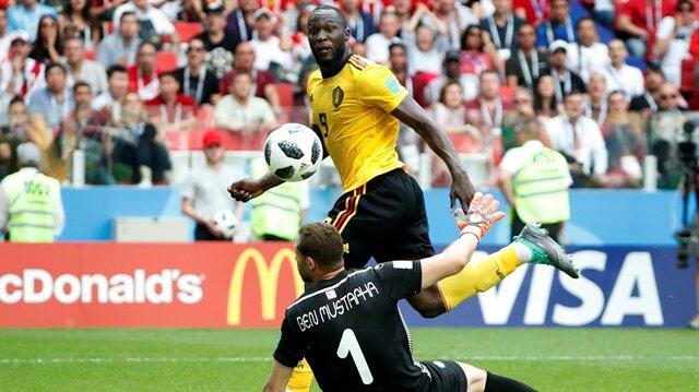 Belçika'dan<br>gol yağmuru!