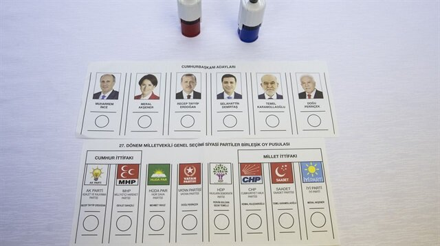 Seçim sonuçlarıbu kodla takip edilecek