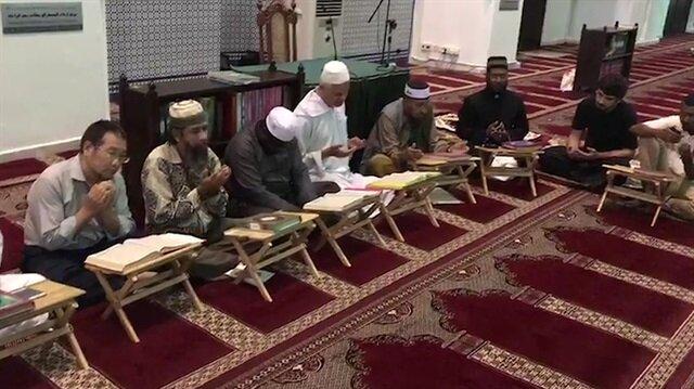 Malezya'da Müslümanlardan yarınki seçimler için Erdoğan'a dua
