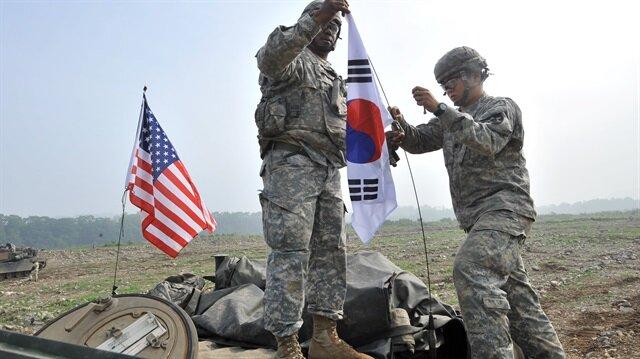 ABD'den Kuzey Kore'ye jest: Askeri tatbikatları 'süresiz' askıya aldı