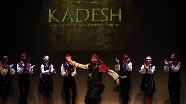Turkey's 'Kadesh' musical wows audience in Amsterdam