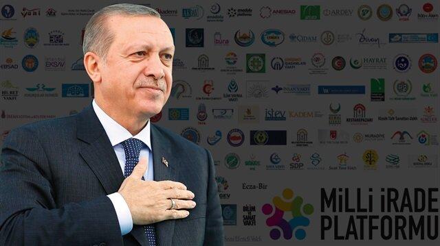 281 STK'dan Erdoğan'a destek