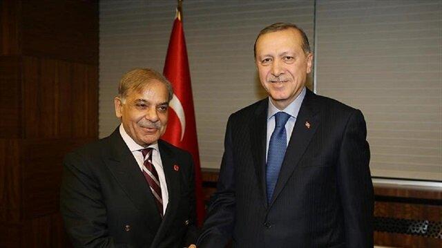 Shehbaz Sharif hails Pakistan-Turkey relations, wishes Erdoğan luck in elections