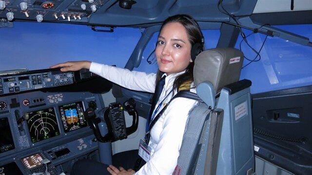 THY'nin hedefi yılda bin pilot