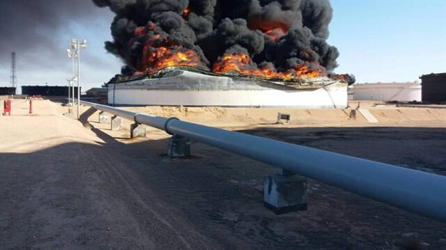 Oil Crescent 'point of rivalry' in crisis-ridden Libya