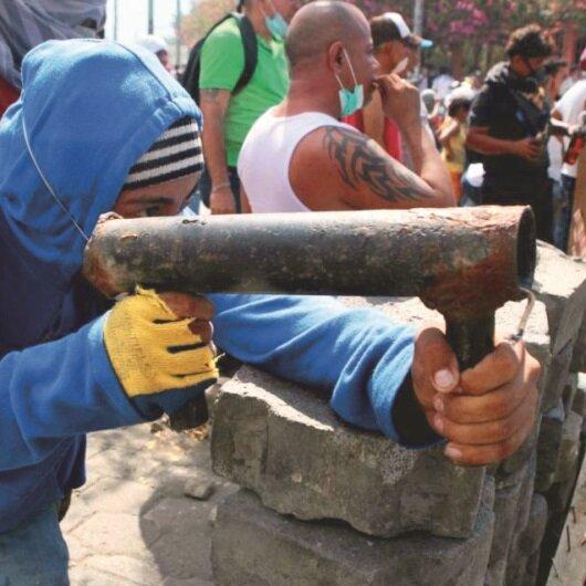 Nikaragua'da kent savaşı: 212 ölü