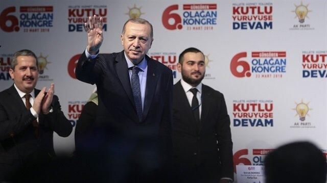 Cumhurbaşkanı Erdoğan'dan seçim sonuçlarına ilişkin ilk açıklama