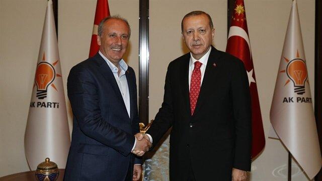 Muharrem İnce'nin köyünde Cumhurbaşkanı Erdoğan kazandı