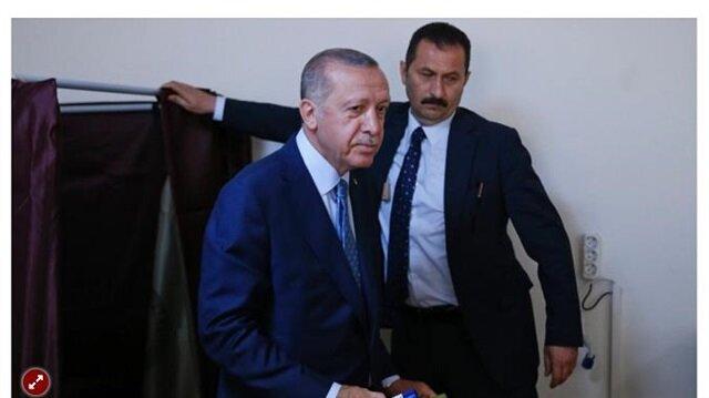 Gözleri Türkiye'de