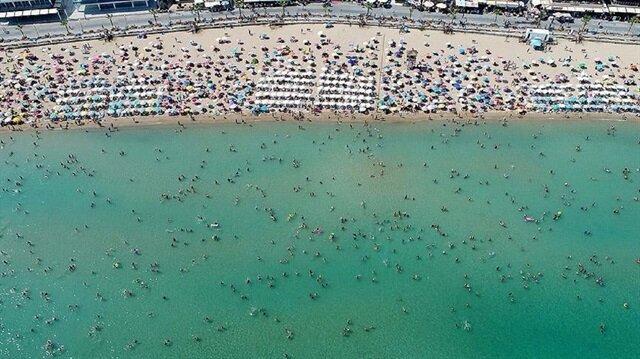 Foreign tourist praise Turkey as holiday destination