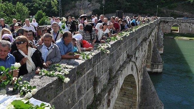 Bosnia commemorates 3,000 Visegrad victims