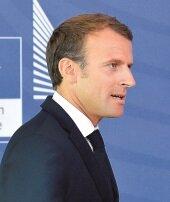 Macron: Yaptırım uygulansın