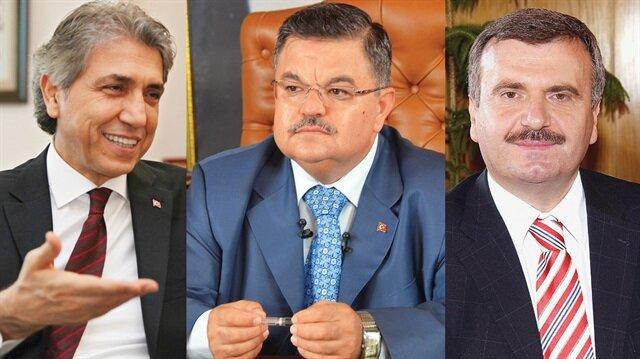 3 dönemlik başkanlar vekil oldu