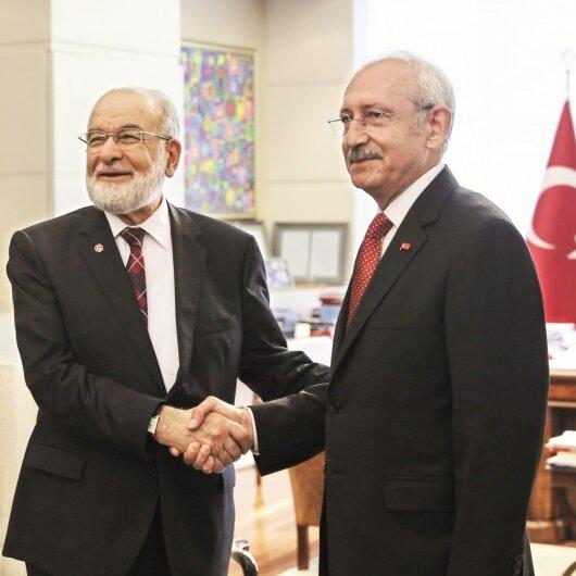 CHP'nin Saadeti