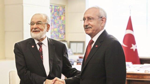 Temel Karamollaoğlu - Kemal Kılıçdaroğlu